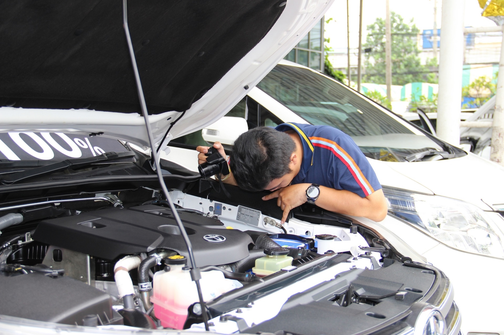 Car Checking